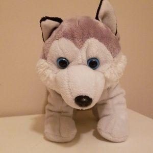 WISH PET HUSKY DOG BAG!!